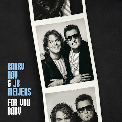 Barry Hay / Jb Meijers FOR YOU BABY CD