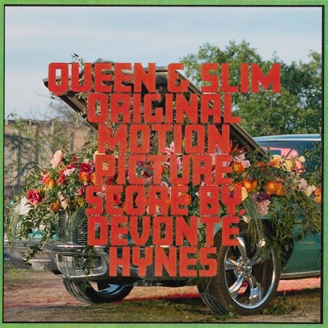 Devonte Hynes QUEEN & SLIM (ORIGINAL MOTION PICTURE SCORE) Vinyl Record