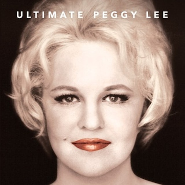 ULTIMATE PEGGY LEE Vinyl Record