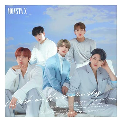 MONSTA X  WISH ON THE SAME SKY CD