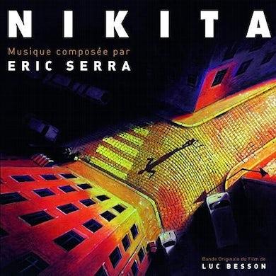 Eric Serra NIKITA (2LP/TRANSPARENT RED VINYL/180G/IMPORT) Vinyl Record