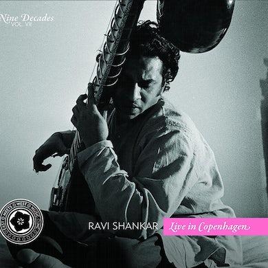 Ravi Shankar NINE DECADES VOL. 7: LIVE IN COPENHAGEN CD