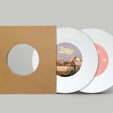 TOO SLOW TO DISCO EDITS 05: VIBES4YOURSOUL Vinyl Record