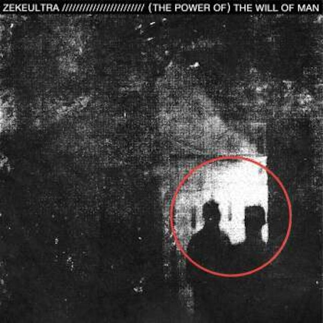 Zekeultra POWER OF THE WILL OF MAN Vinyl Record