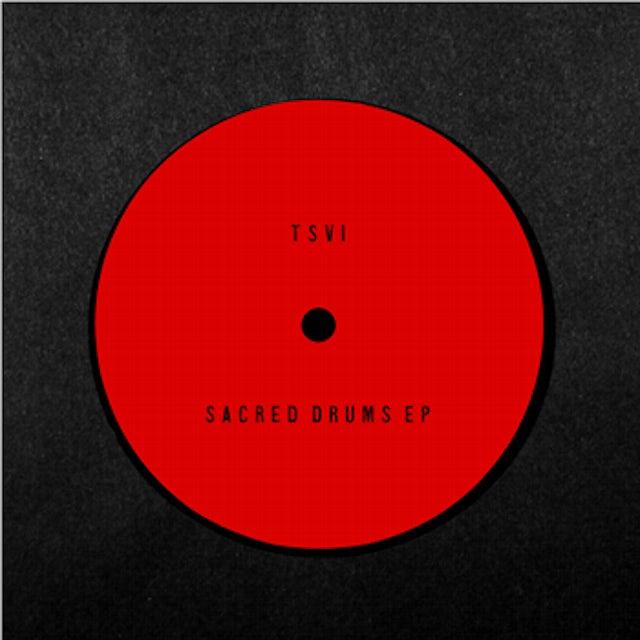 TSVI SACRED DRUMS Vinyl Record