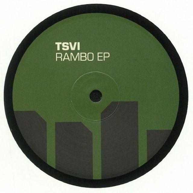 TSVI RAMBO Vinyl Record