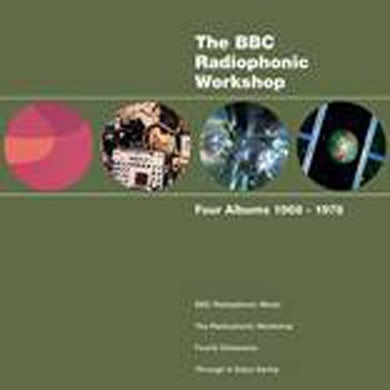 Bbc Radiophonic Workshop FOUR ALBUMS 1968 - 1978 CD