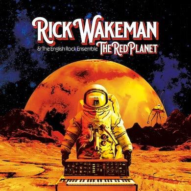 Rick Wakeman RED PLANET CD