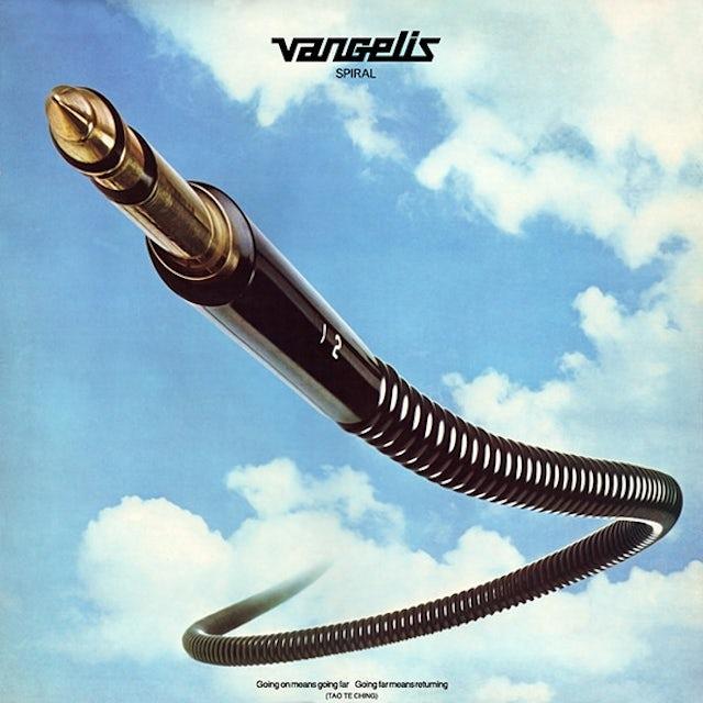 Vangelis SPIRAL Vinyl Record