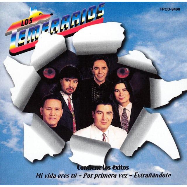 temerarios MI VIDA ERES TU Vinyl Record