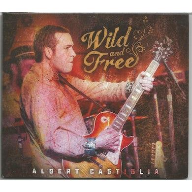 Albert Castiglia WILD & FREE (LIVE) CD