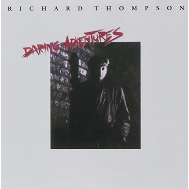 Richard Thompson LIVE AT ROCK CITY: NOTTINGHAM 1986 CD