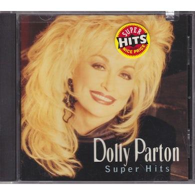 Dolly Parton SUPER HITS CD