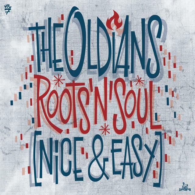 Oldians ROOTS N SOUL (NICE & EASY) Vinyl Record