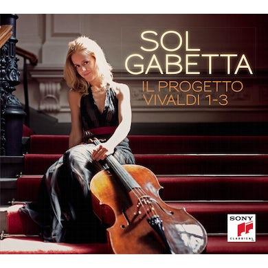 Sol Gabetta IL PROGETTO VIVALDI 1-3 CD
