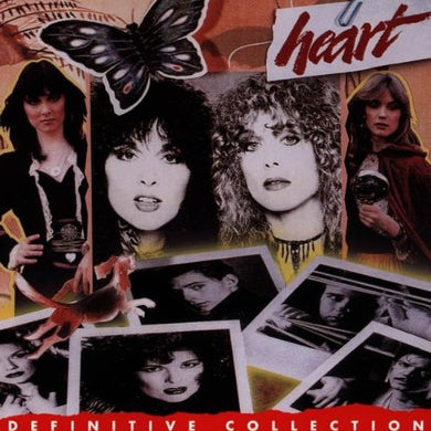 Heart DEFINITIVE COLLECTION (GOLD SERIES) CD
