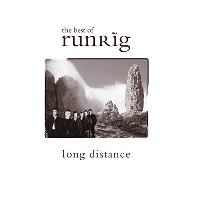 Runrig LONG DISTANCE. THE BEST OF Vinyl Record