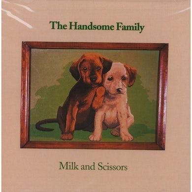 The Handsome Family MILK & SCISSORS CD