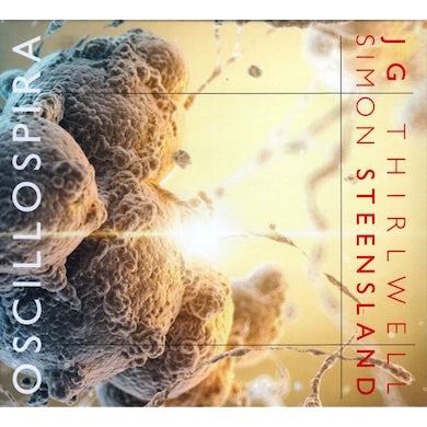 Jg Thirlwell / Simon Steensland OSCILLOSPIRA CD