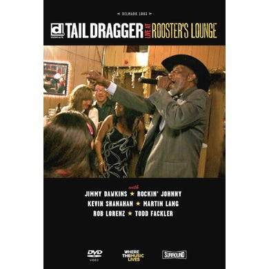 Tail Dragger LIVE AT ROOSTER'S LOUNGE DVD