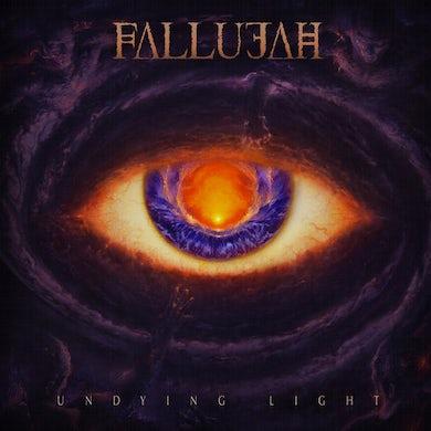 Fallujah UNDYING LIGHT (ORANGE/WHITE SPLATTER) Vinyl Record