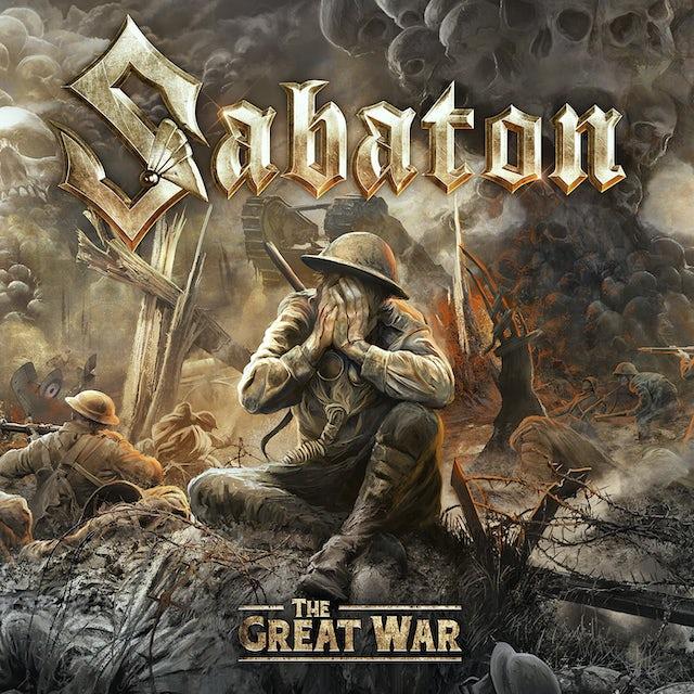 Sabaton THE GREAT WAR (HISTORY EDITION) Vinyl Record