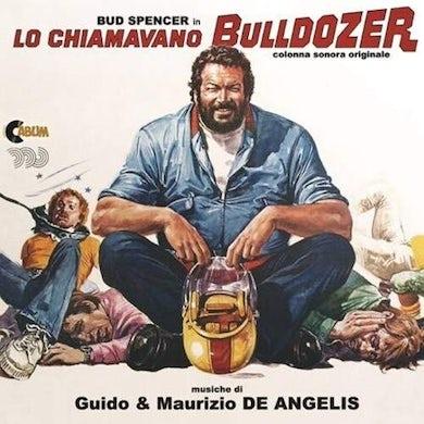 Lo Chiamavano Bulldozer / O.S.T. LO CHIAMAVANO BULLDOZER / Original Soundtrack CD
