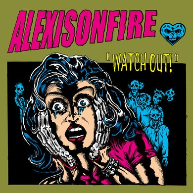 Alexisonfire WATCH OUT CD