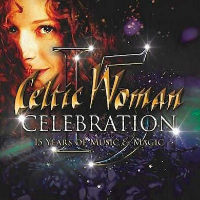 Celtic Woman CELEBRATION (15 YEARS OF MUSIC & MAGIC) CD