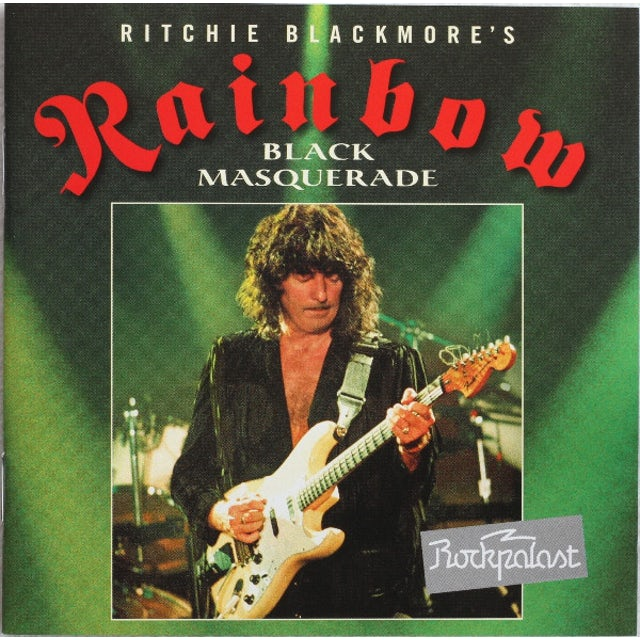 Rainbow BLACK MASQUERADE CD