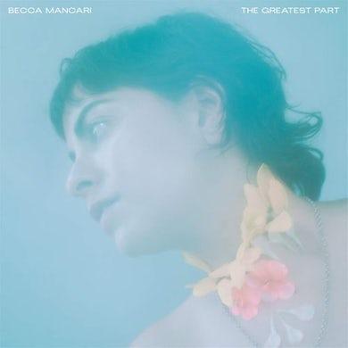 Becca Mancari GREATEST PART (COLOR VINYL) Vinyl Record