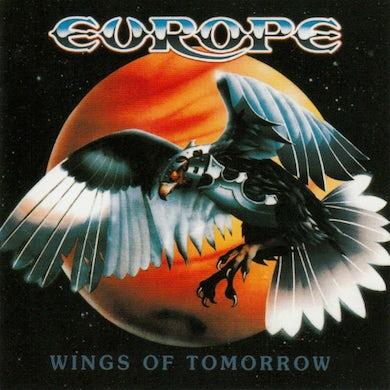 Europe WINGS OF TOMORROW CD