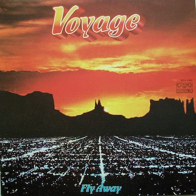 Voyage FLY AWAY CD