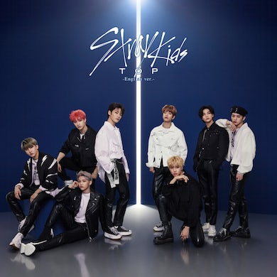 Stray Kids TOP (JAPANESE VERSION) (LIMITED A) CD