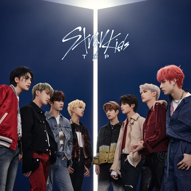 Stray Kids TOP (JAPANESE VERSION) (LIMITED B) CD