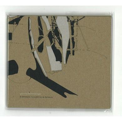 Grischa Lichtenberger KAMILHAN IL Y A PERIL EN LA DEMEURE CD