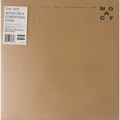 The 1975 NOTES ON A CONDITIONAL FORM Vinyl Record