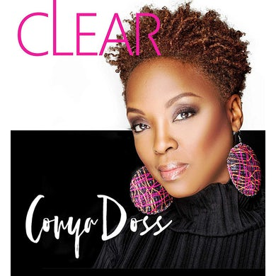 Conya Doss CLEAR CD