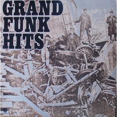 Grand Funk Railroad GRAND FUNK HITS CD