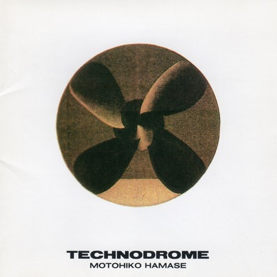 Motohiko Hamase TECHNODROME CD