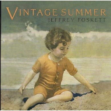 Jeffrey Foskett VINTAGE SUMMER CD