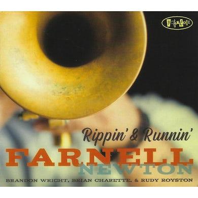 Farnell Newton RIPPIN & RUNNIN CD