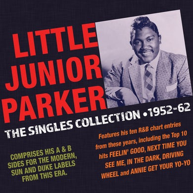 SINGLES COLLECTION 1952-62 CD