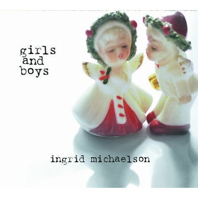 Ingrid Michaelson GIRLS AND BOYS Vinyl Record