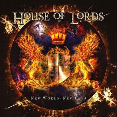 NEW WORLD - NEW EYES CD