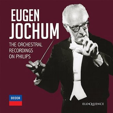 EUGEN JOCHUM: THE ORCHESTRAL RECORDINGS ON PHILIPS CD