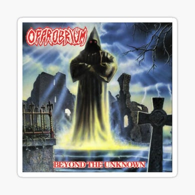 OPPROBRIUM BEYOND THE UNKNOWN CD