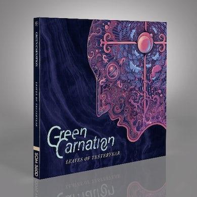 Green Carnation LEAVES OF YESTERYEAR CD