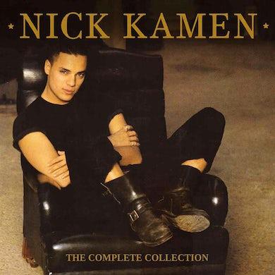 NICK KAMEN COMPLETE COLLECTION CD