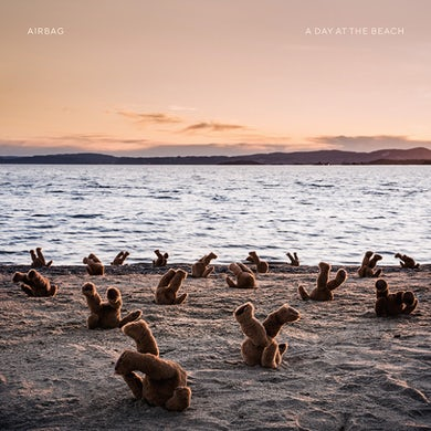 Airbag DAY AT THE BEACH CD